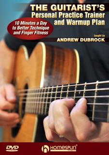 Andrew DuBrock - Practice Trainer