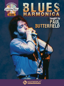 Paul Butterfield - Blues Harmonica