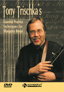Tony Trischka - Essential Practice Banjo