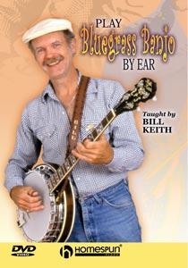 Bill Keith Bluegrass Banjo