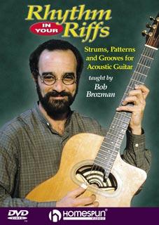 Bob Brozman - Rhythm Riffs