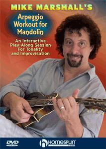 mike marshalls arpeggio workout for mandolin