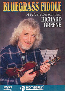 Richard Greene - BluegrassFiddle