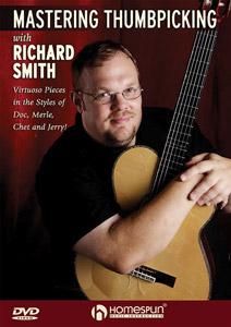 Richard Smith - Mastering Thumbpicking