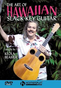 Keola Beamer - Hawaiian Slack Key Guitar
