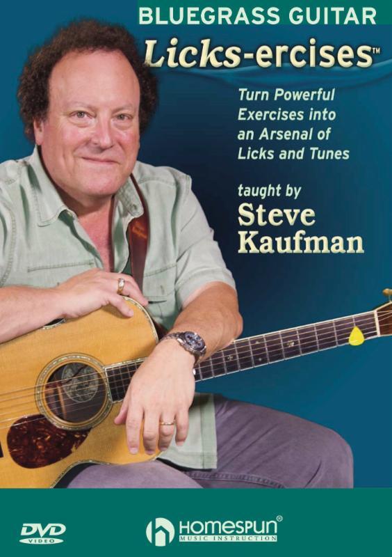 Steve Kaufman - Blue Grass Licks-ercises