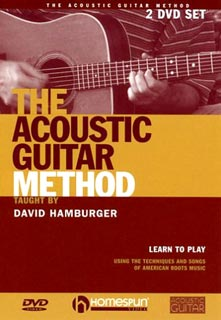 David Hamburger - Acoustic Guitar Method