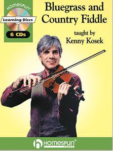Kenny Kosek Cd and book