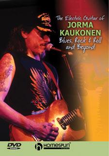 Jorma Kaukonen - Electric Guitar