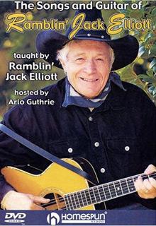 The Songs and Guitar of Ramblin Jack Elliott