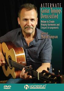 Martin Simpson Guitar Tuning