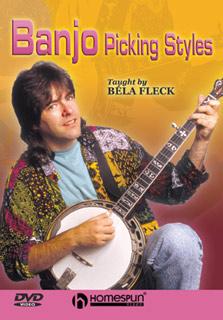 Bela Fleck - Banjo Picking Styles