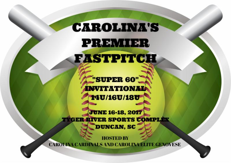 2017 Carolina's Premier Fastpitch