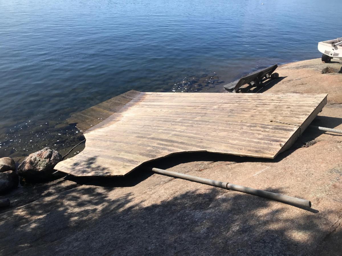 Lost Dock - Wilson