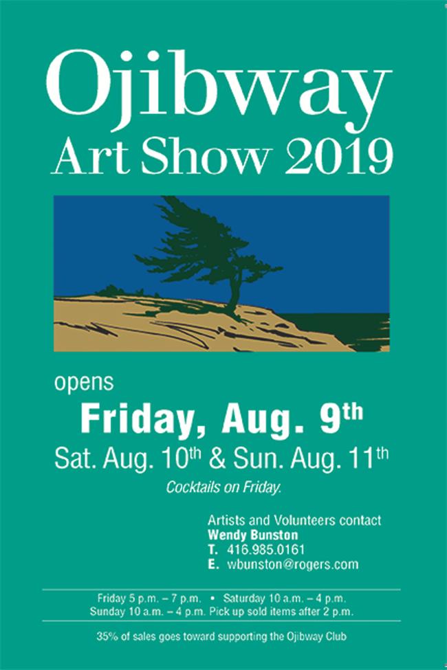 Ojibway Art Show
