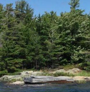 Dock on Rathlyn Isle