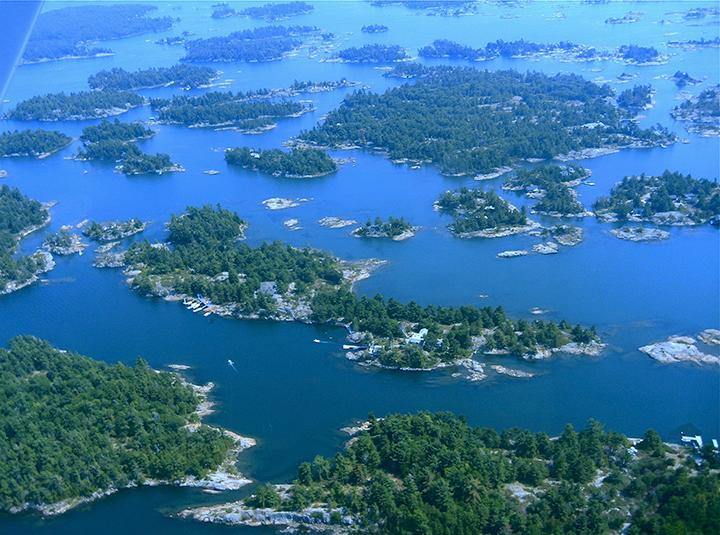 Clare Island Aerial