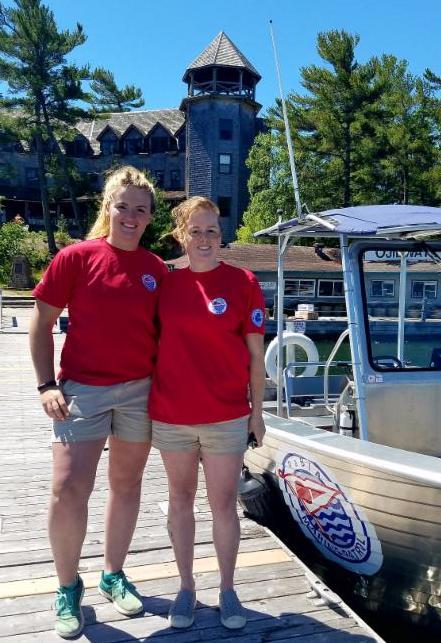 Emma and Lauren MP
