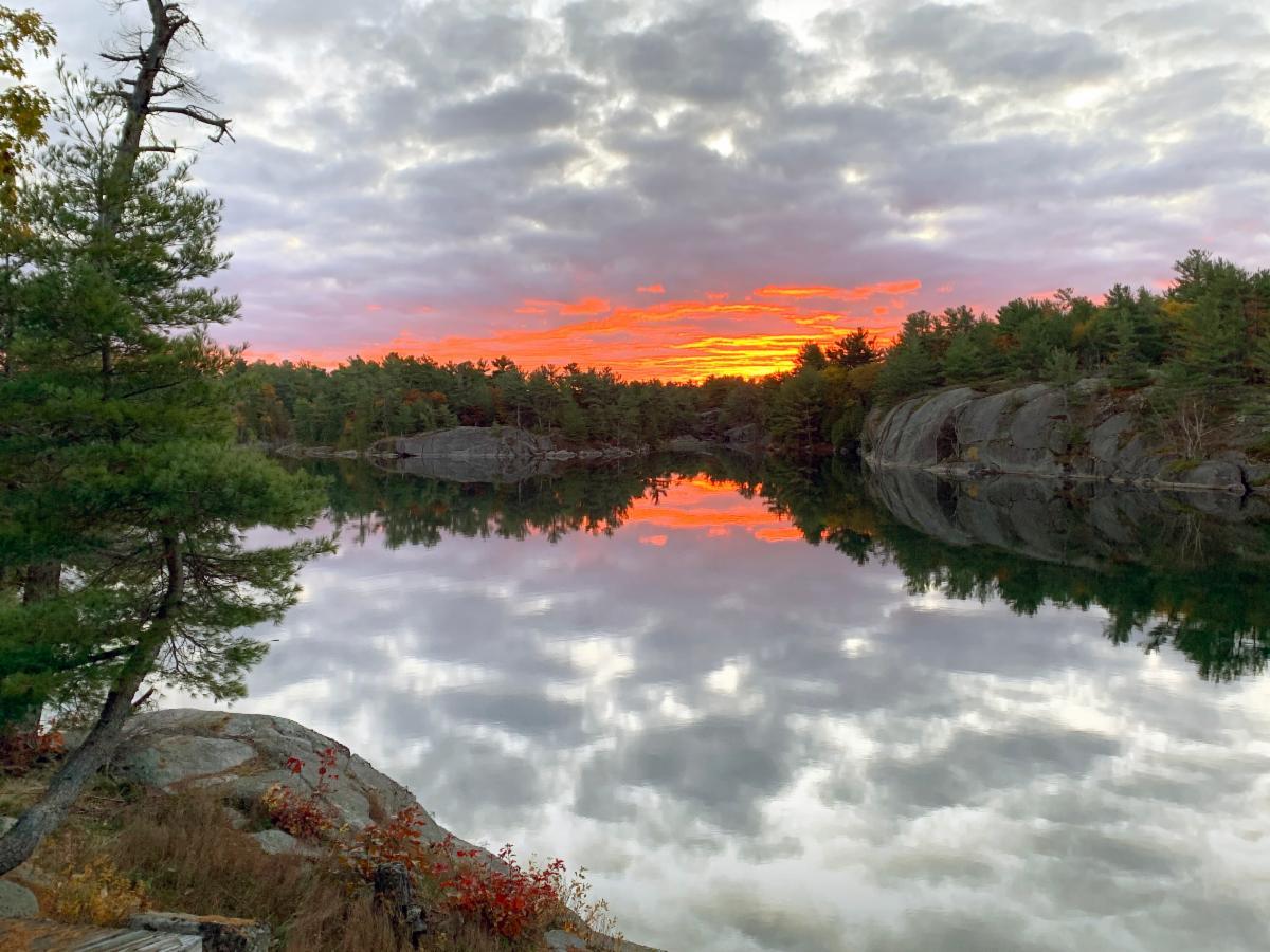 Sunrise Sunday Morning