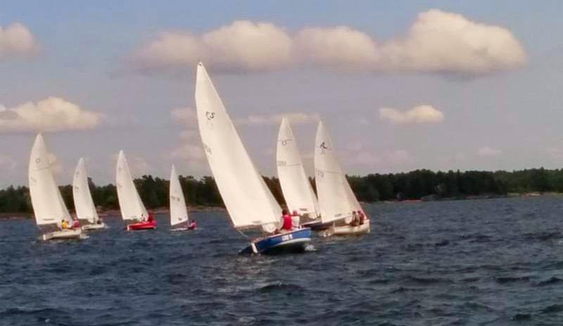 Sailing Aug 16