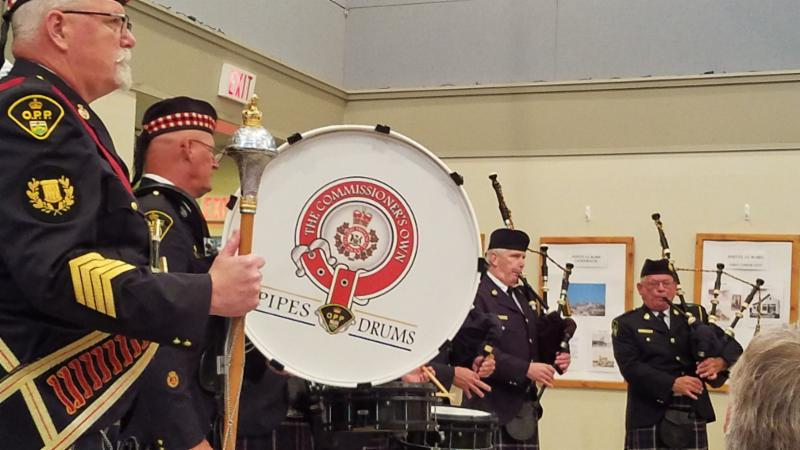 OPP Fife and Drum