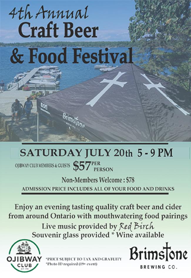 Ojibway Beerfest 19