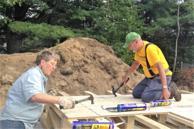 H4H Construction underway