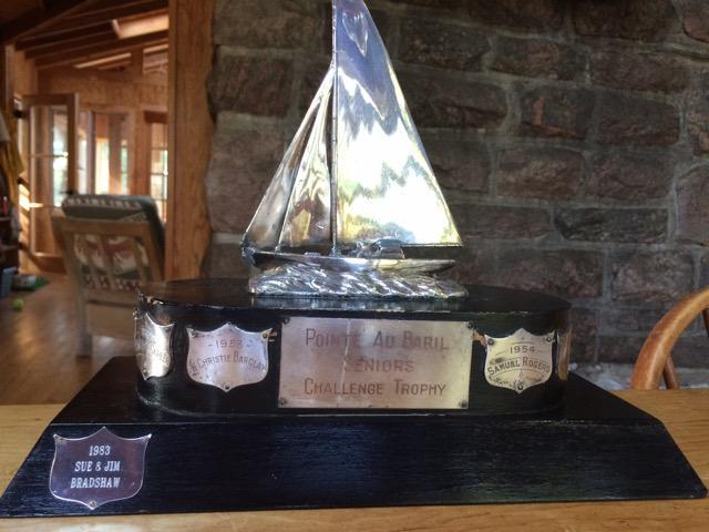 Seniors Challenge Sailing Trophy