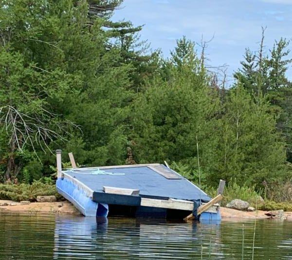 McDaniel found dock