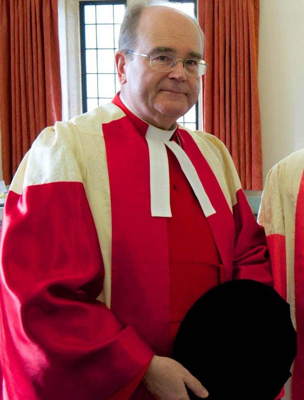 The Rev. Canon Jeremy Matthew Haselock