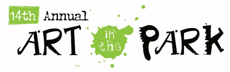 Art in the Park 2015 logo