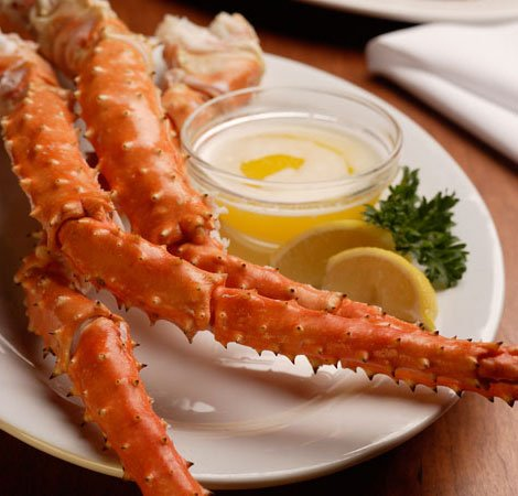 20 ct. King Crab Legs