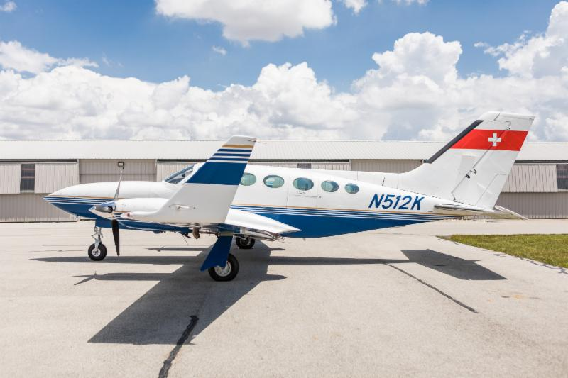 1978 Cessna 414A RAM IV For Sale  Trades Considered!