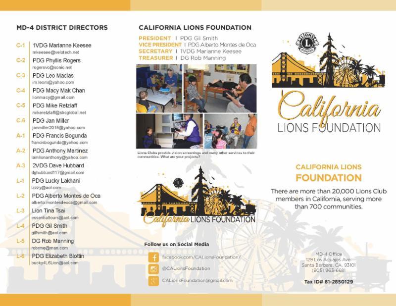 CLF Brochure1