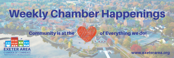Weekly Chamber Happenings