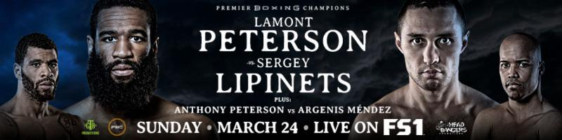 LAMONT PETERSON & ANTHONY PETERSON WASHINGTON, D.C. MEDIA WORKOUT QUOTES & PHOTOS