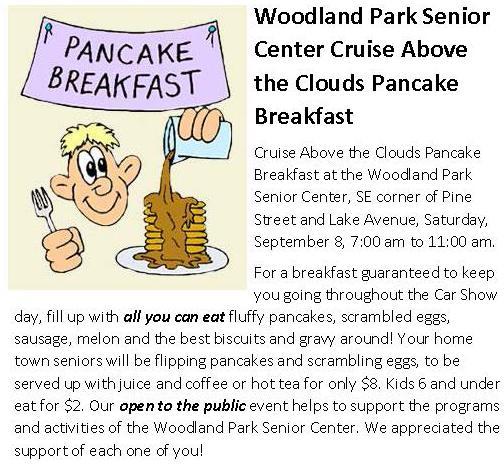 Cruise Pancakes