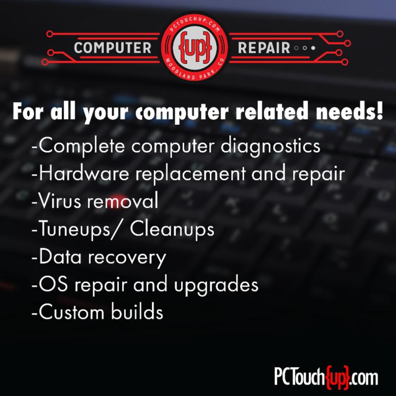 PC Touchup