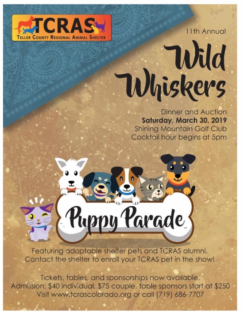 TCRAS 2019 Wild Whiskers