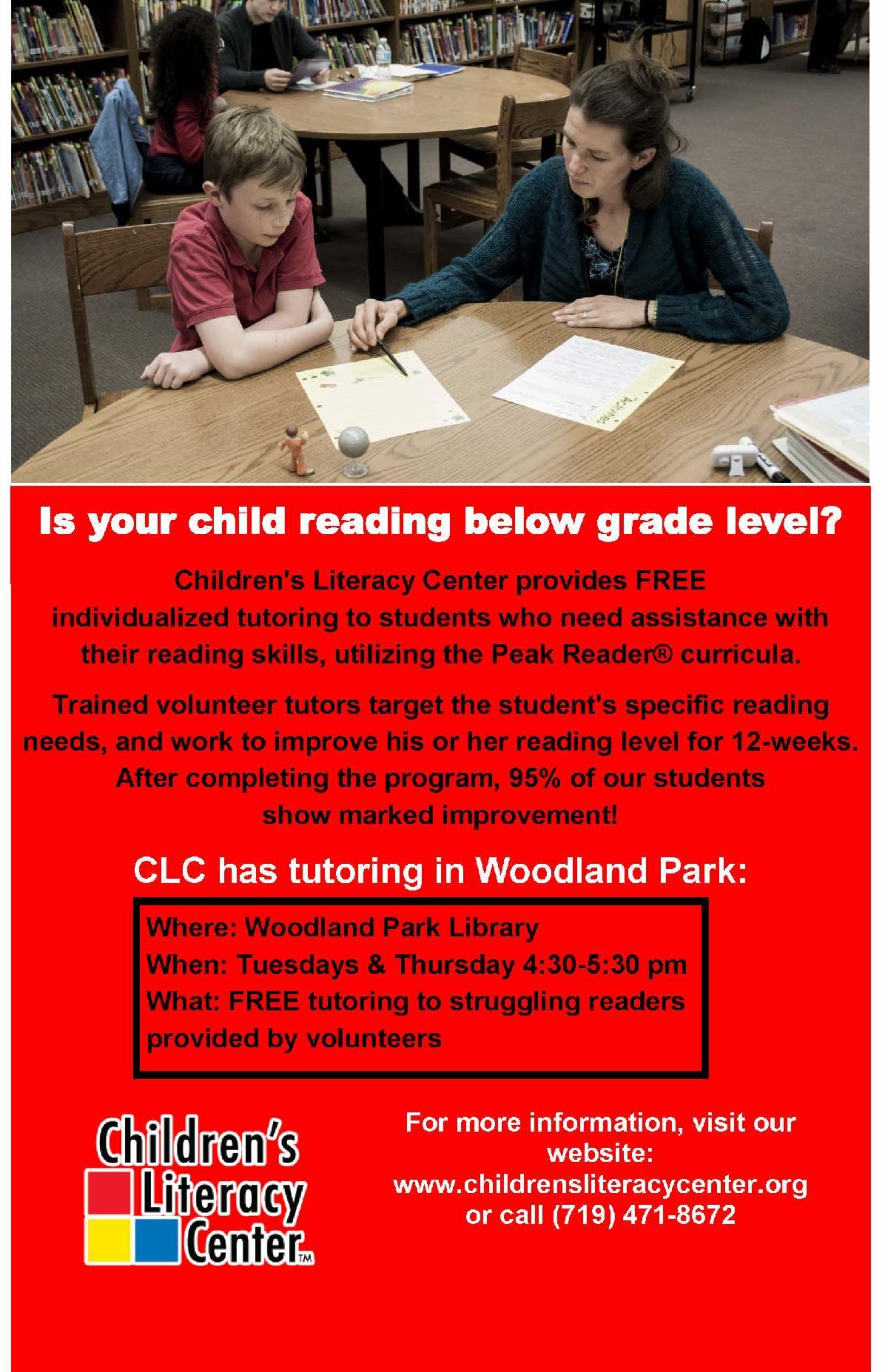 Childrens literacy