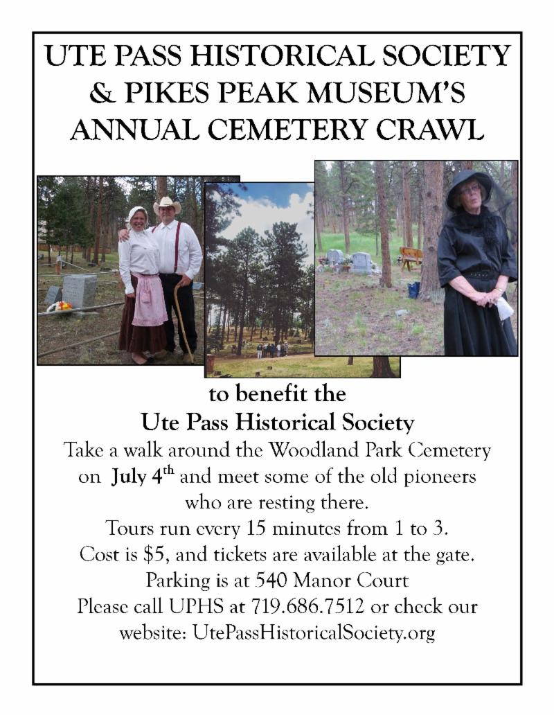 Cemetery Crawl