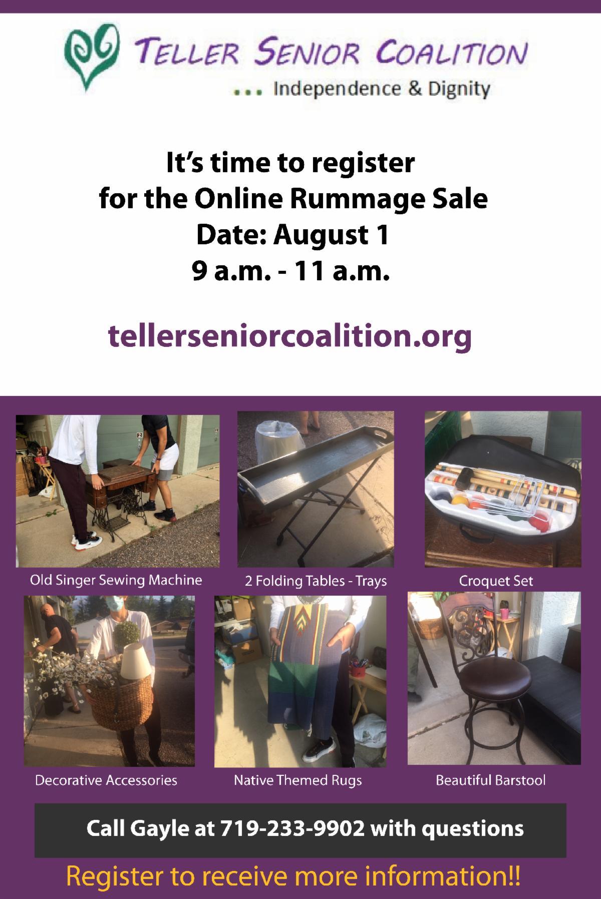 Teller Senior Coalition