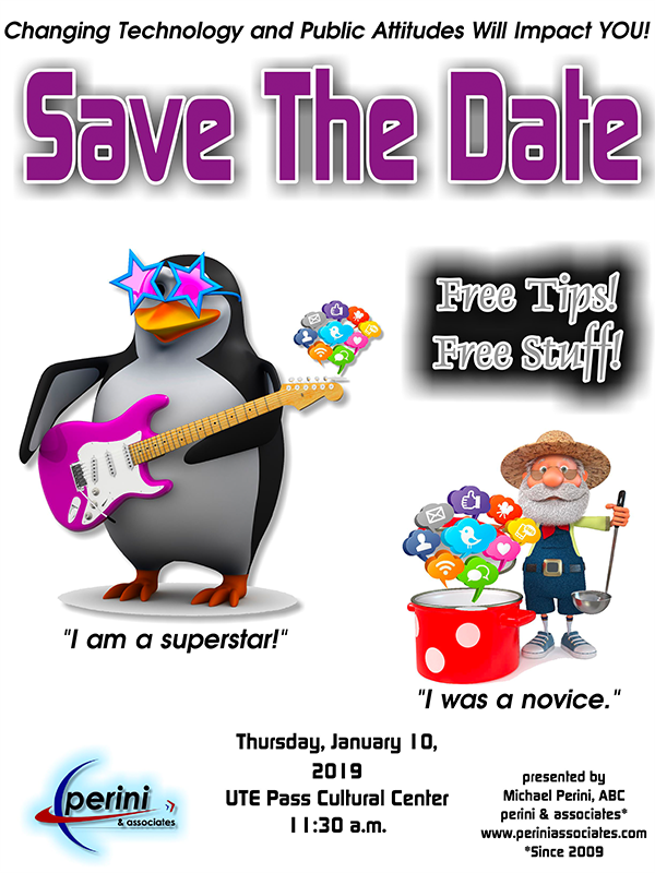 Lunch and Learn save the date