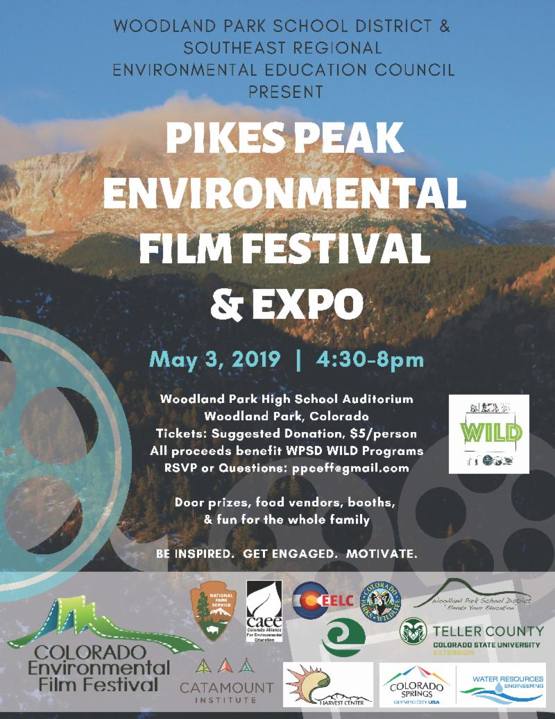 PIKES PEAK ENVIRONMENTAL FILM FESTIVAL  EXPO