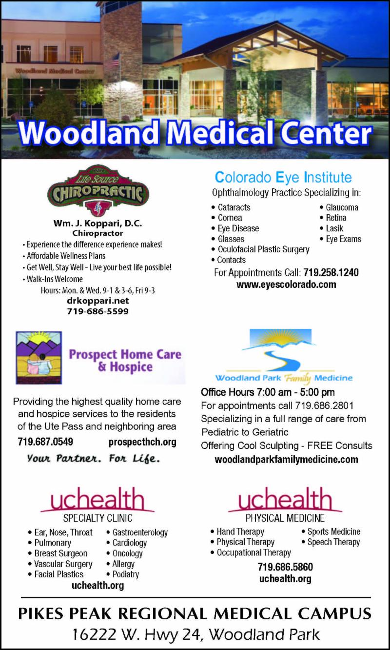 Woodland Medical Center