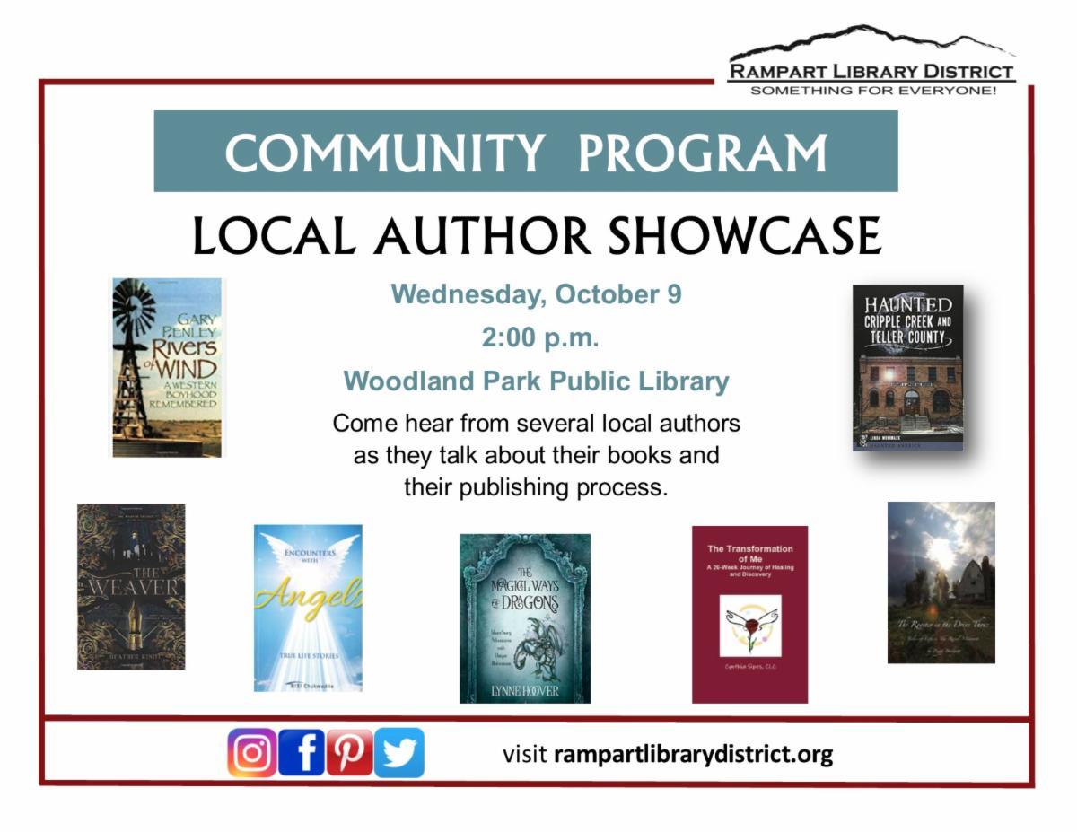 2019Local Author Showcase