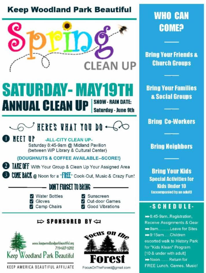 2018 KWPB Clean Up Flyer