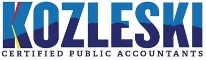 Kozleski logo