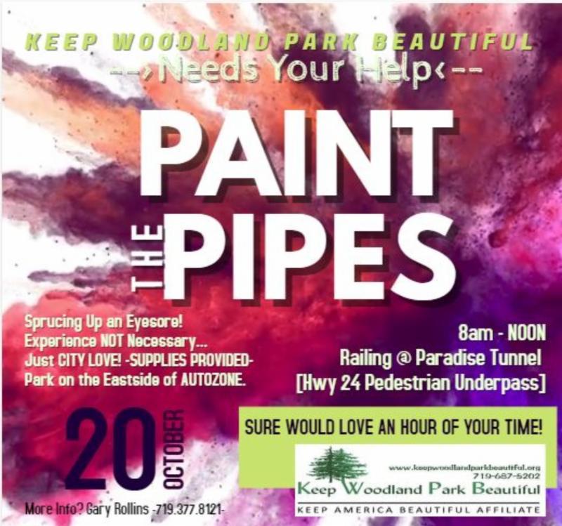 Keep Woodland Park Beautiful
