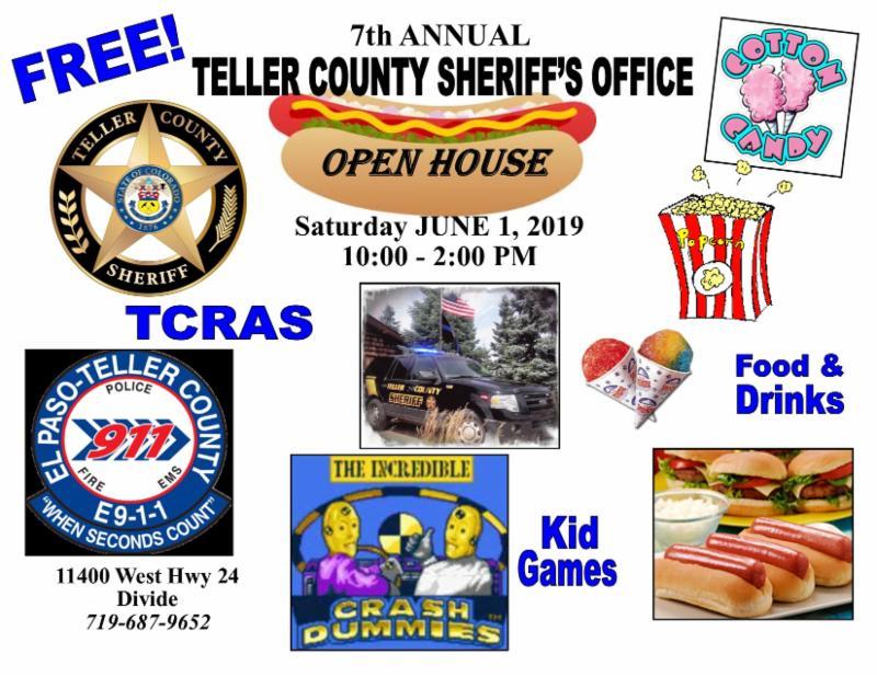 Sheriff Open House